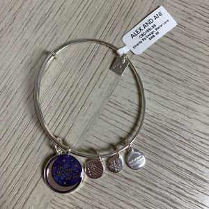 Alex and Ani Bracelet To The Moon & Back